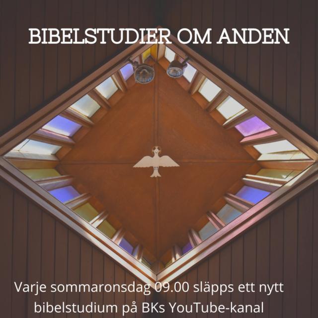 Sommarbibelstudier